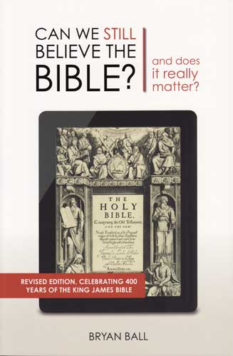 Can We Still Believe the Bible? | book image
