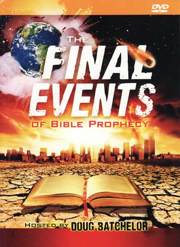 The Final Events of Bible Prophecy | DVD image