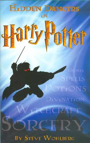 Hidden Dangers in Harry Potter | booklet image