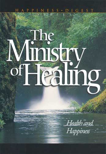 The Ministry of Healing | book image