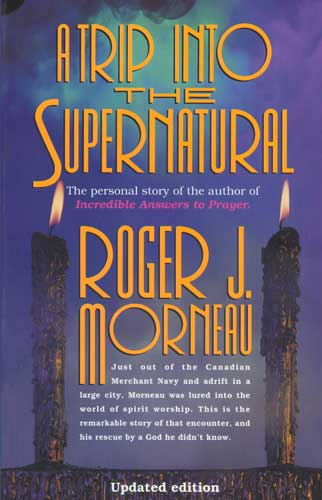 A Trip Into the Supernatural | book image